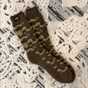 New!! Camouflage hunters insulated thermal socks
